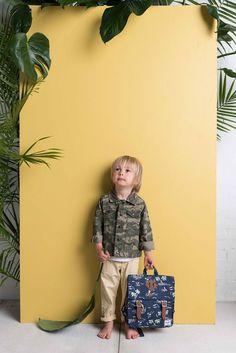 Survey Kids Backpack – Gilligan