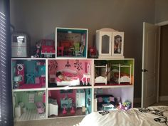 American Doll House by Amber Wooten.