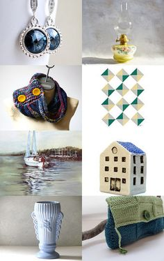 Day At The Shore by Anne on Etsy--Pinned with TreasuryPin.com