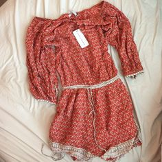 Brand new faithful the brand romper Brand new never worn with tags attached Free People Dresses Mini