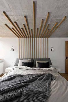 Un faux plafond moderne pour votre maison - Decoration Ideas Home Decor Bedroom, Bedroom Furniture, Master Bedroom, Bedroom Ideas, Bedroom Designs, Bedroom Modern, Contemporary Bedroom, Bedroom Ceiling, Bedroom Inspiration