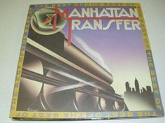 The Best Of The Manhattan Transfer Vinyl Record Free Shipping