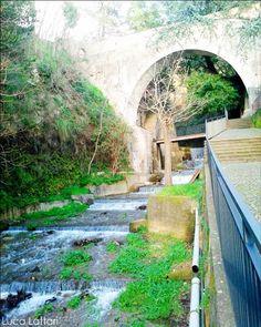 Sulla Gola del Torrente Isca - Santuario di San Francesco di Paola - Paola (CS) - @Francesca D