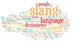 English commonly used slang