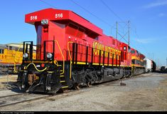 RailPictures.Net Photo: IAIS 516 Iowa Interstate Railroad GE ES44AC at Kansas City, Missouri by 844Train