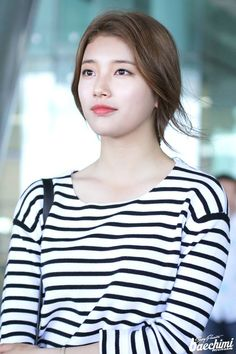 Miss A Suzy airport fashion - July 12