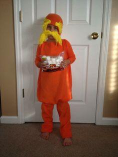 Read Across America Week - Dr. Seuss Parade Costume Idea