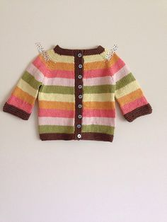 Ravelry: MaggieMay85's sorbet sweater