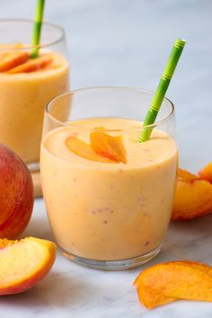 Recipe: Peach Lassi — Quick and Easy Drinks #recipes #food #kitchen