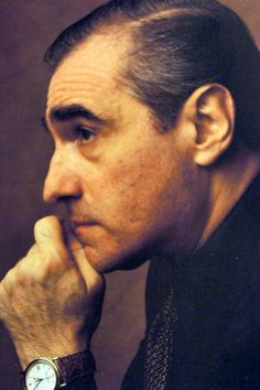 Martin Scorsese (American gangster film director: Taxi Driver [1976], Raging Bull [1980], Goodfellas [1990], Casino [1995], The Departed [2006])