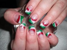 Italian pride!  love it, I might do that sometime