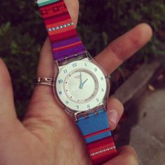 #Swatch. Digging this one