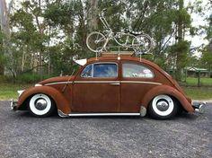 Bug and bike