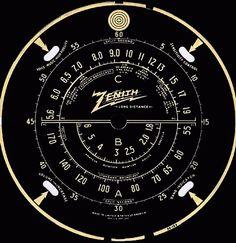 FFFFOUND! | Antique Radio Tuning Dials 1