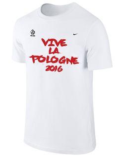 Sklep - Koszulka ViveLaPologne - Łączy nas piłka