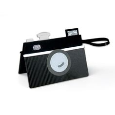 Sizzix Bigz XL Die - Card, Retro Camera $39.99