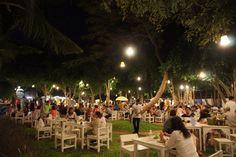 Cicada, Market, Hua Hin, Thailand - Fri Sat Sun evenings - located near enrance to Hyatt Regency, south of town centre