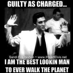Elvis......