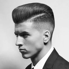 Pompadour Hairstyle are trending this season, we have shortlisted 30 High Fade Pompadour Hairstyle that are worth giving a look. High Fade Pompadour, Pompadour Fade Haircut, Mens Hairstyles Pompadour, Mens Medium Length Hairstyles, Modern Pompadour, Pompadour Men, Cool Hairstyles For Men, Undercut Hairstyles, Haircuts For Men