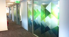Etching-Frosted-Manifestation-Printed-Dublin-Branding-Products_BNP Paribas offices in Dublin