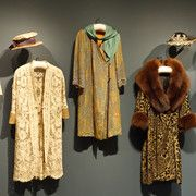 Costumes of Downton Abbey exhibit at Winterthur