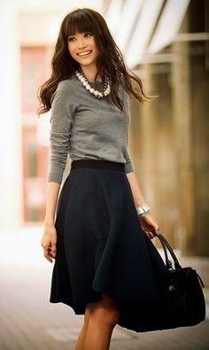 Curating Fashion & Style: Grey