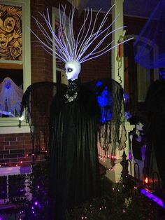 Lambertville, NJ Halloween City, Halloween Costumes, Halloween Yard Displays, Crafts, Outdoor, Character, Outdoors, Manualidades, Halloween Town