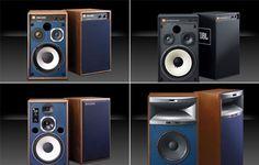 Enceintes JBL Studio Monitor : esprit revival et haut rendement avec la réédition de la 4312