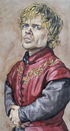 Tyrion Lannister by Cara & Louie