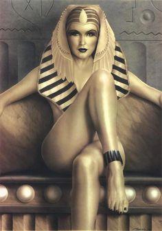 Hathor // Goddess of Love