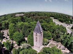 Het torentje van oud leusden.