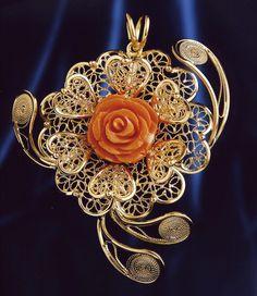 Vernaoro.com - Diseño Creación de joyas joyería Art Masters de oro.