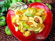 Ổi, Cóc, Xoài Tạo dầm giòn cực ngon và qúa dể.  Pickled Crabapples - http://www.nopasc.org/o%cc%89i-coc-xoai-ta%cc%a3o-dam-gion-cu%cc%a3c-ngon-va-qua-de%cc%89-pickled-crabapples/