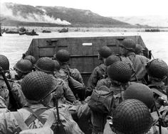 D-Day landing June 1944 Omaha Beach Normandy France