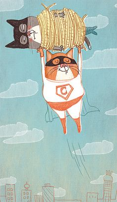 supercat by TorMalore, via Flickr