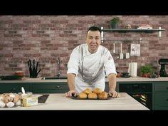 Hveteboller grunnoppskrift | MatSans® | TINE.no Kitchen, Pastry Chef, Baking Center, Cooking, Kitchens, Home Kitchens, Cucina, Cuisine, Kitchen Floor