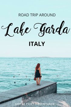 Lake Garda is the largest lake in Italy, located in between the provinces of Verona, Brescia and Trentino. Surrounded by mountains with a gorgeous Mediterranean climate, Lake Garda was a beautiful surprise! Lake Garda | Garda | Italy | Malcesine | Peshiera | Sirmione | Road Trip | Planning | Summer #LakeGarda #Garda #Italy #Roadtrip
