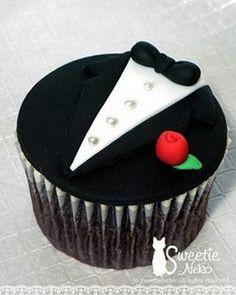 Cupcake - Tuxedo