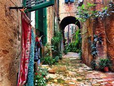 off beaten path Siena