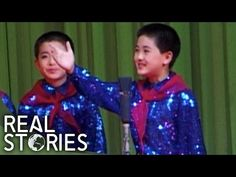 Children Of The Secret State (North Korea Documentary) - Real Stories - YouTube