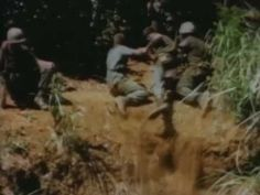 """more at http://quickfound.net/links/military_news_and_links.html    """"COMBAT FOOTAGE CENTERED PRIMARILY AROUND OPERATION PIRANHA, CARRIED OUT AGAINST THE VIET CONG STRONGHOLD. PLANNING AND EXECUTION OF THE OPERATION. MARINES EXERCISING """"ACROSS THE BEACH"""" LANDING TECHNIQUES. MARINES CLOSE AIR SUPPORT, NAVAL GUN FIRE SUPPORT AND ARTILLERY. EMPLOYMENT..."""