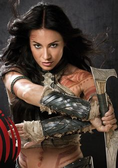 Lynn Collins - Dejah Thoris (John Carter)