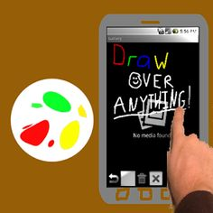Floating Draw, dibuja sobre la pantalla de tu Android  http://www.android.com.gt/floating-draw-dibuja-sobre-la-pantalla-de-tu-android