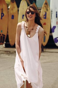 Marrakech Costa Swing Dress #anthrofav