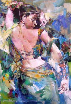 работы художника Subrata Gangopadhyay – 11