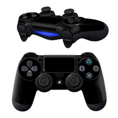 ModFreakz® Pair of Vinyl Controller Skins - Black Light for Perfect gaming accessories for Playstation 4 gamers, gamer girls, gamer couple and to those who are looking for gamer gift ideas. Gamer Couple, Ps4 Skins, Gaming Accessories, Diy Accessories, Ps4 Controller, Playstation Games, Led Light Bars, Gamer Gifts, Red Stripes