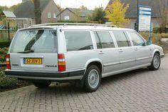 limousine Volvo