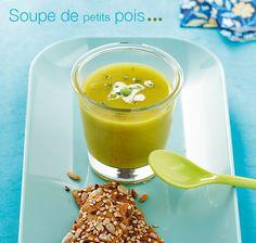 Soupe de petits pois… mettez-vous au vert ! #blancheporte