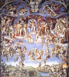 Michelangelo- Last Judgement