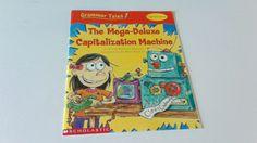 The Mega-Deluxe Capitalizatin Machine By Justin McCory Martin